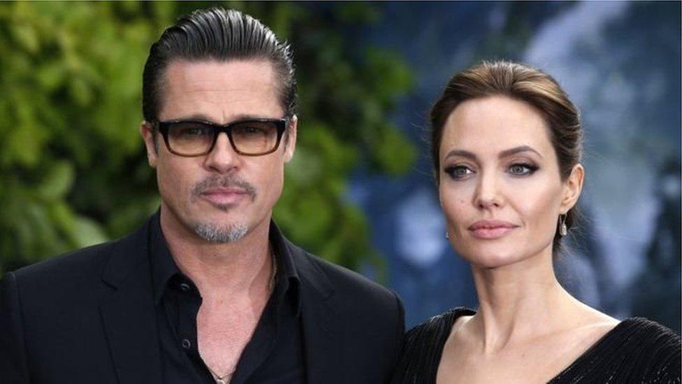 Анджеліна Джолі та Бред Пітт поділили дітей