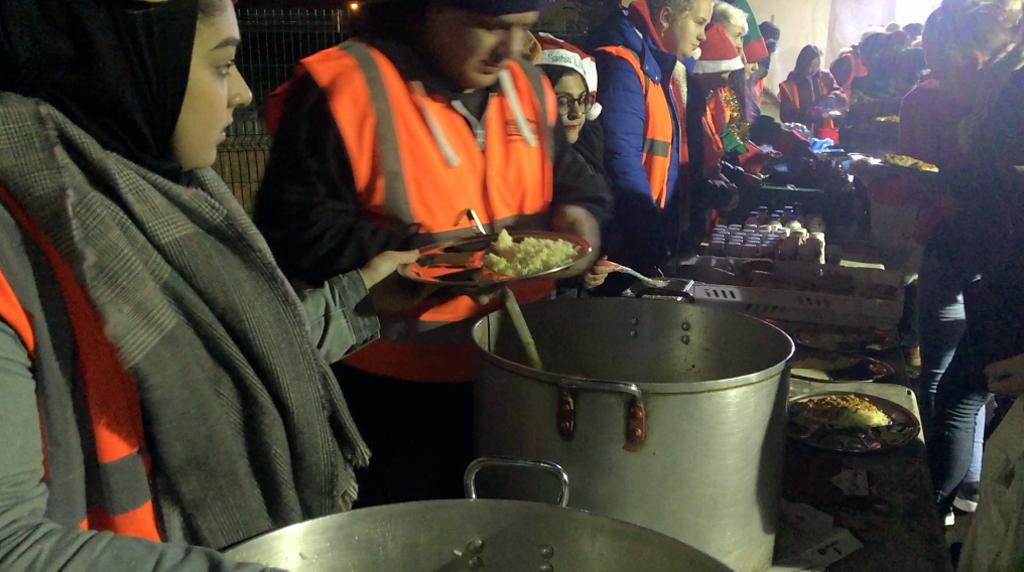 Birmingham homeless charity seeks hot meal volunteers