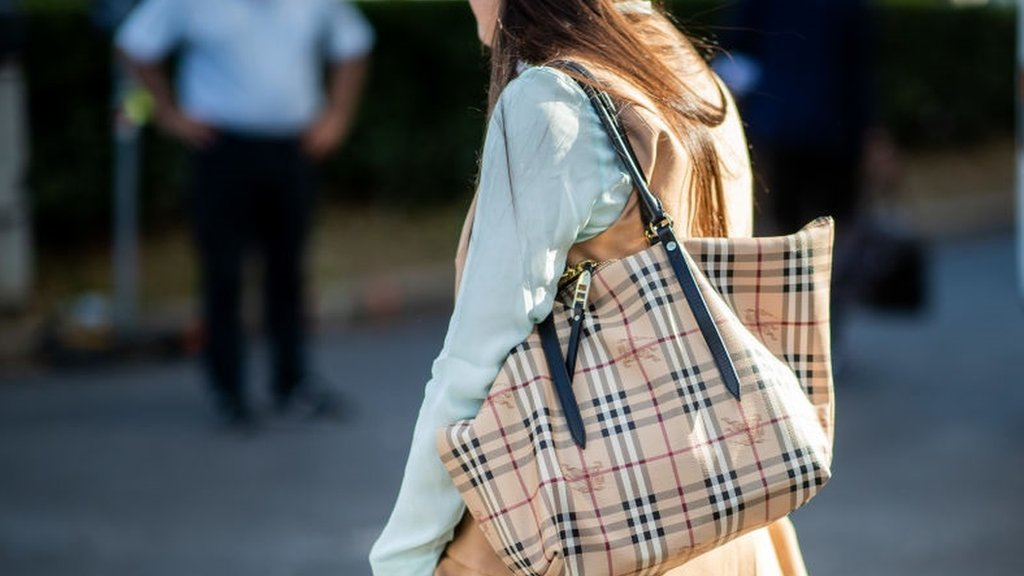 Burberry burns bags, clothes and perfume worth millions