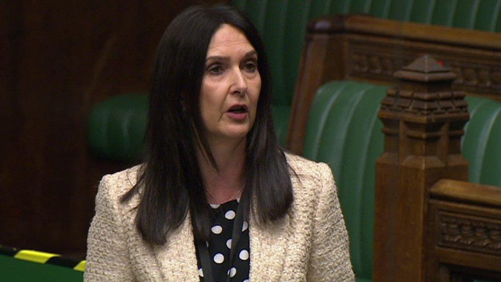 Police arrest MP over 'Covid rule breach' thumbnail