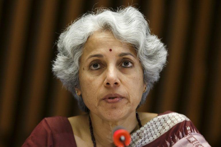 Soumya Swaminathan, directora de ciencia de la OMS
