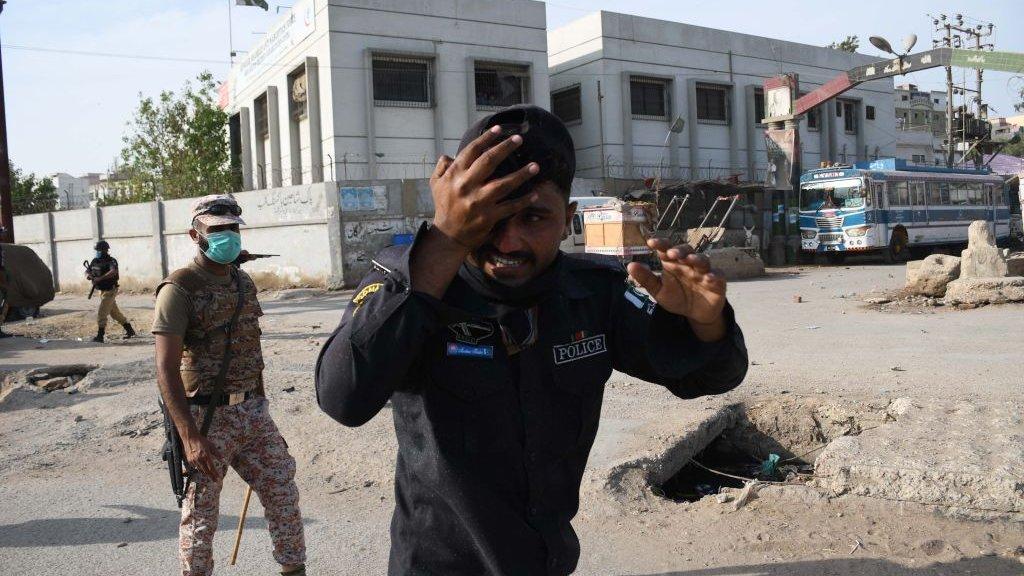 کراچی میں پولیس