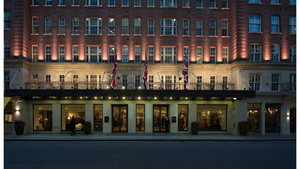 May Fair Hotel en Londres