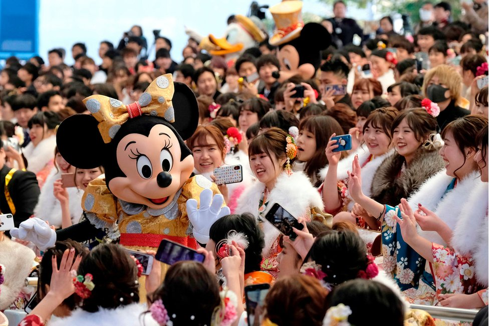 Japan Dan odrastanja