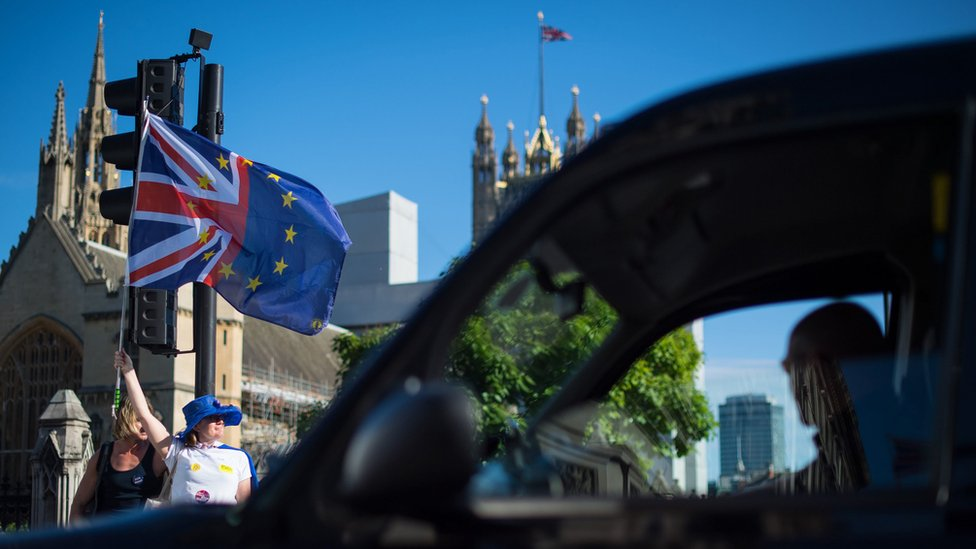Commons set for Brexit vote showdown