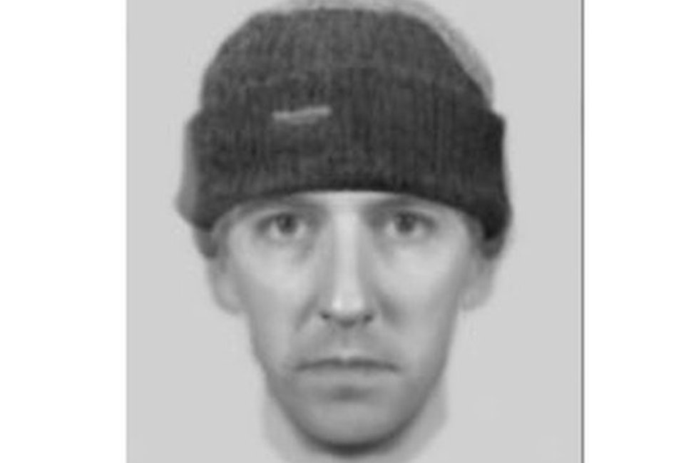 An image of what police believe the gunman looked like