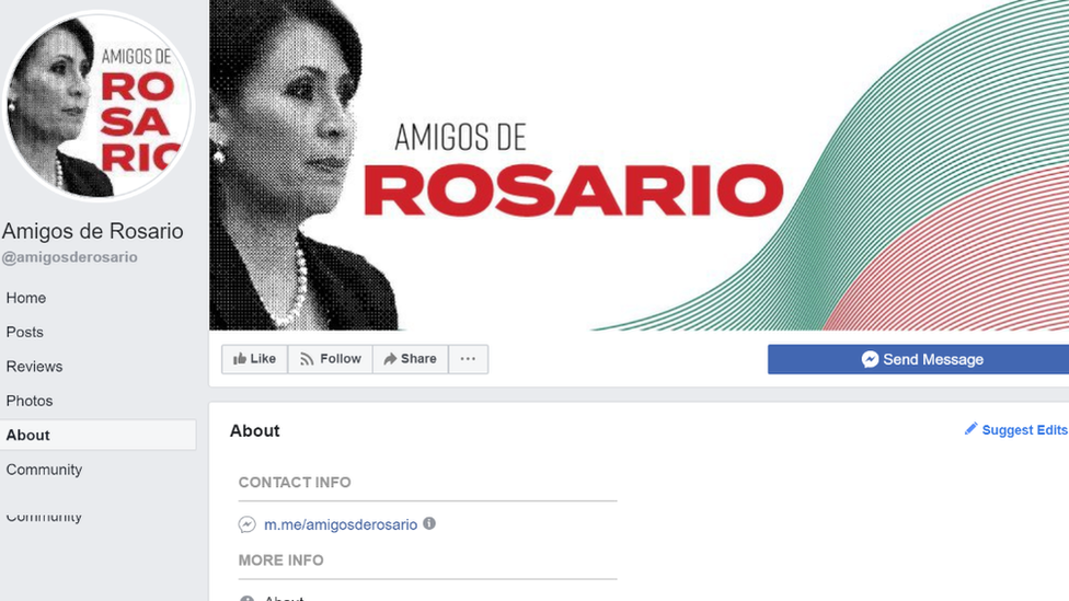 Captura de Amigos de Rosario