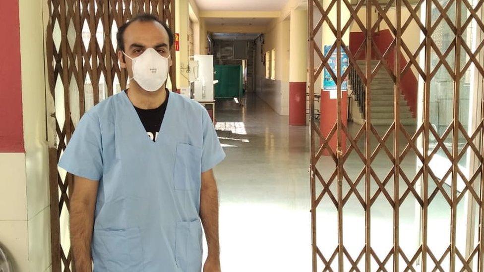 Dr Milind Baldi