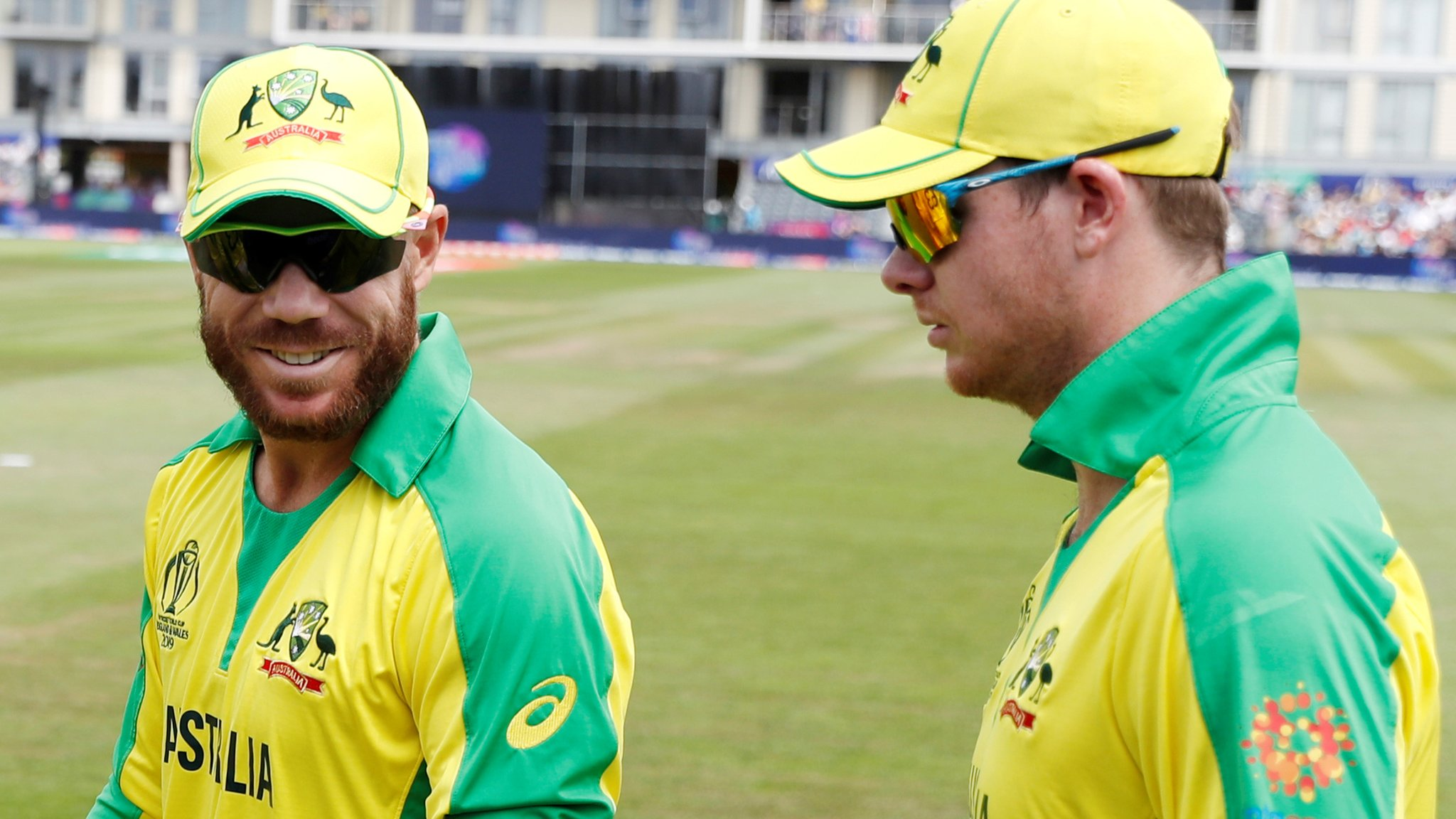 Cricket World Cup: Eoin Morgan will not try to stop booing of Smith & Warner