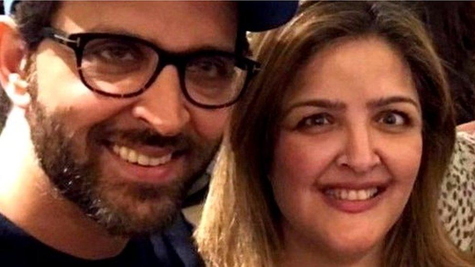 रितिक की बहन सुनैना क्या मुस्लिम प्रेमी के कारण झेल रहीं हैं प्रताड़ना