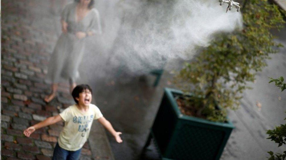 熱浪來襲時老年人和兒童受到的影響最大