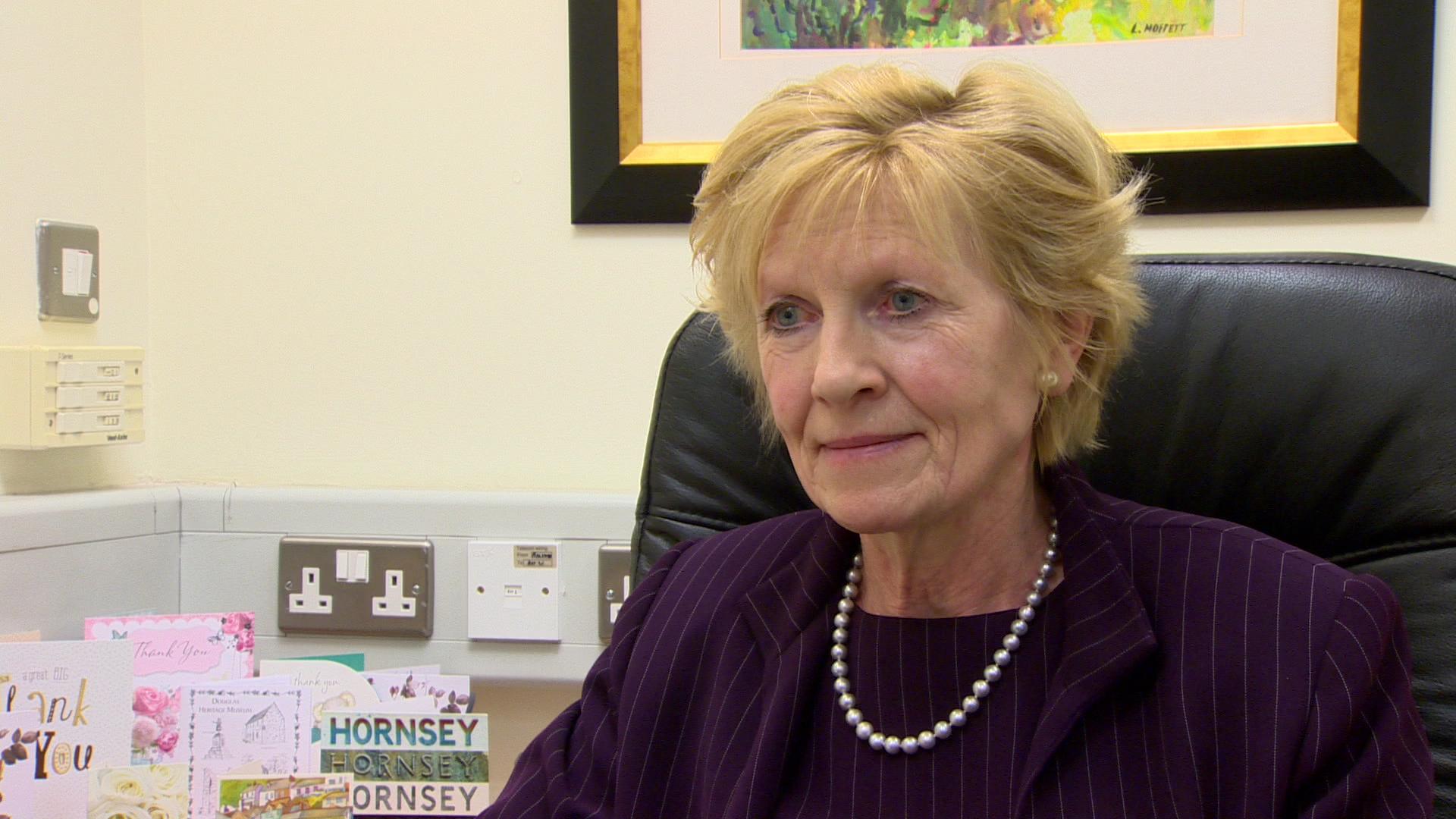 Brexit: Lady Sylvia Hermon expects to meet PM over deal