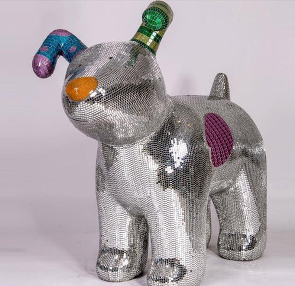 Disco Snowdog
