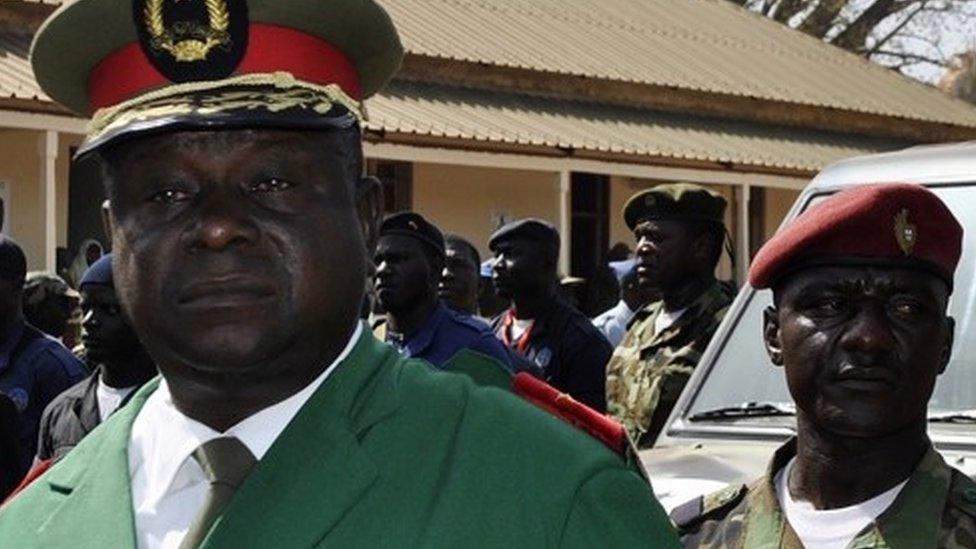 General Antonio Indja