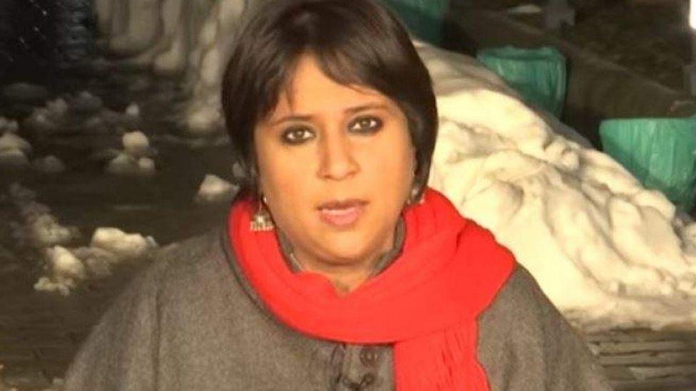 बरखा दत्त ने दर्ज कराई प्रोमिला सिब्बल के ख़िलाफ़ शिकायत: प्रेस रिव्यू