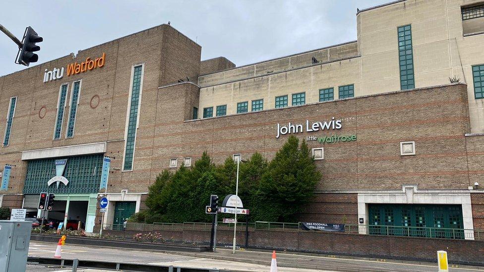 John Lewis Watford
