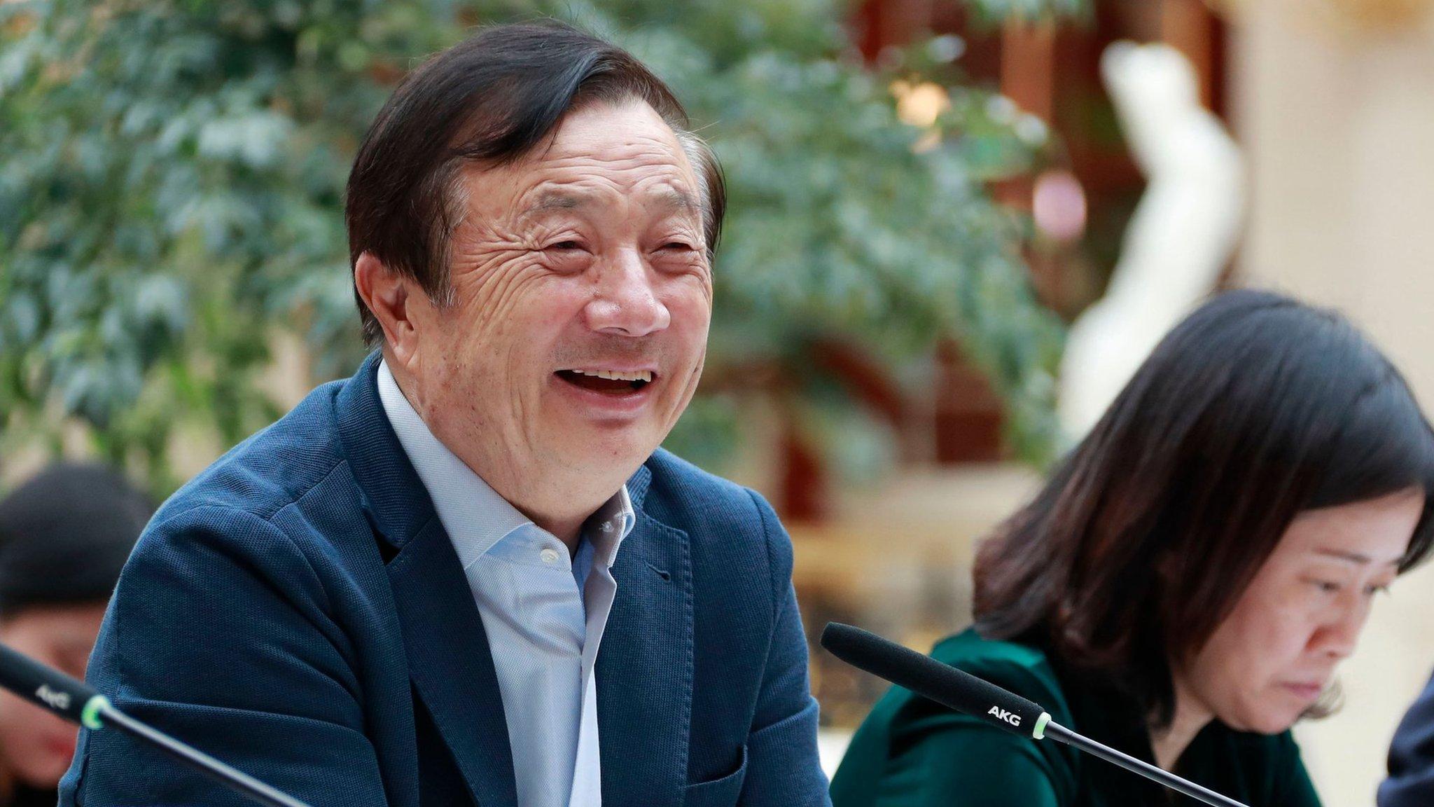 Ren Zhengfei: Huawei's reclusive founder
