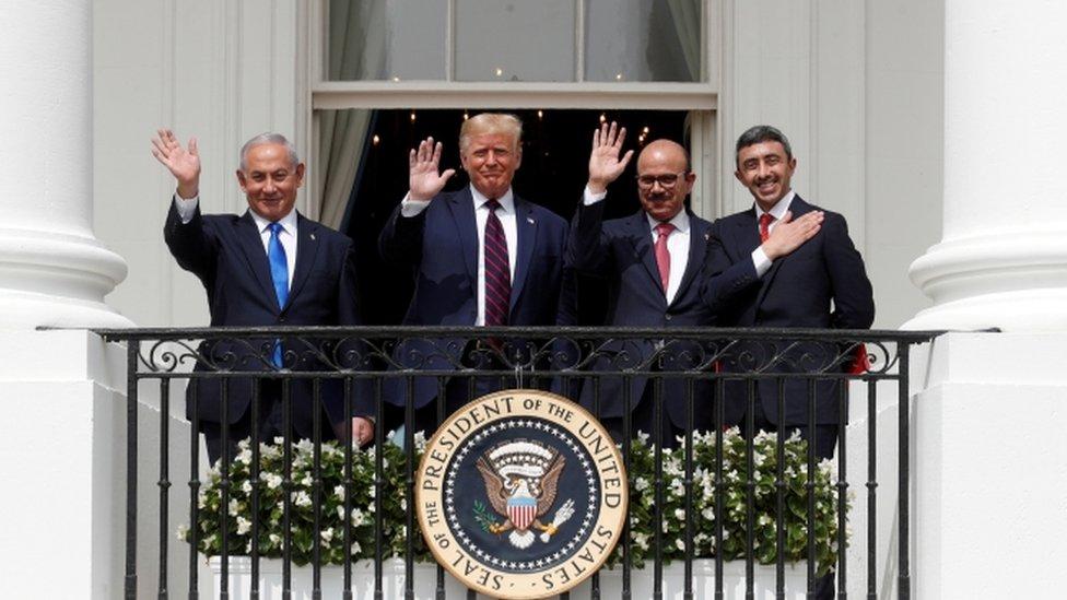 ربط مراقبون بين الصفقة واتفاق تطبيع العلاقات بين إسرائيل والإمارات