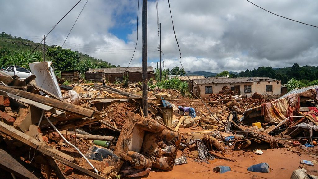 Cyclone Idai: What the aftermath looks like