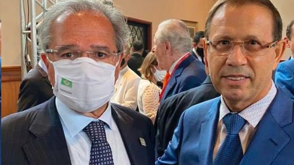 Wizard com Paulo Guedes