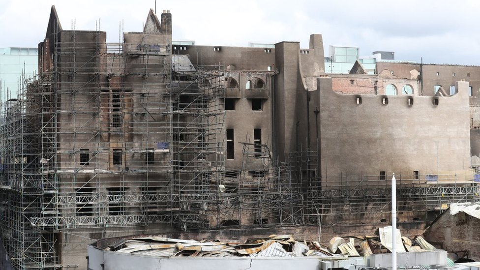 Demolition or restoration: What should happen to Glasgow School of Art?