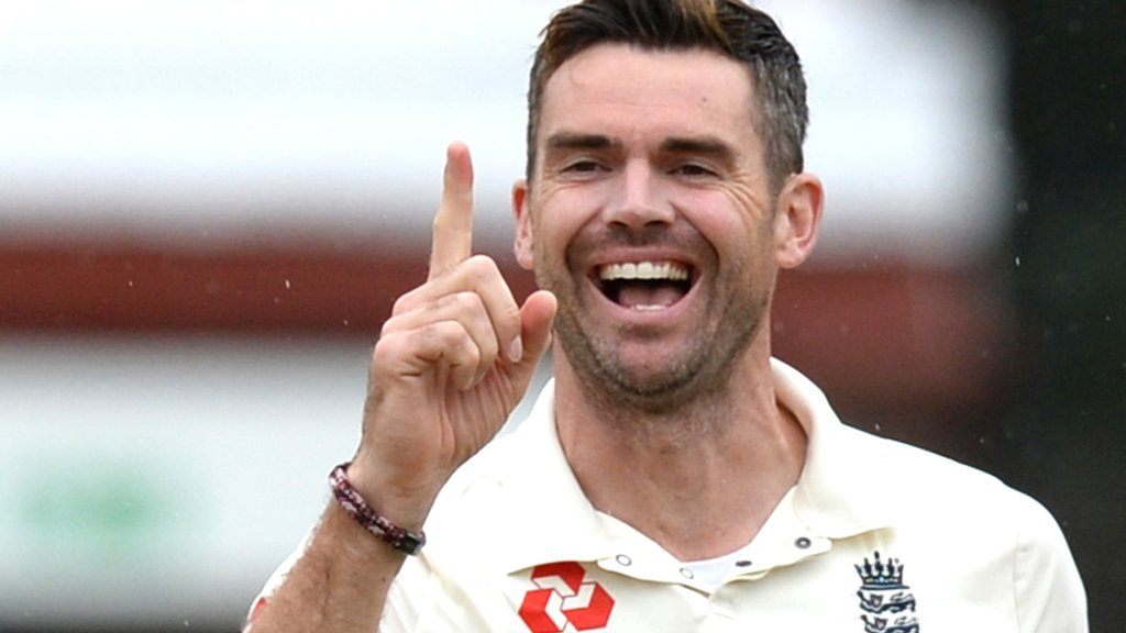 England v India: James Anderson could play for another three or four years - Trevor Bayliss