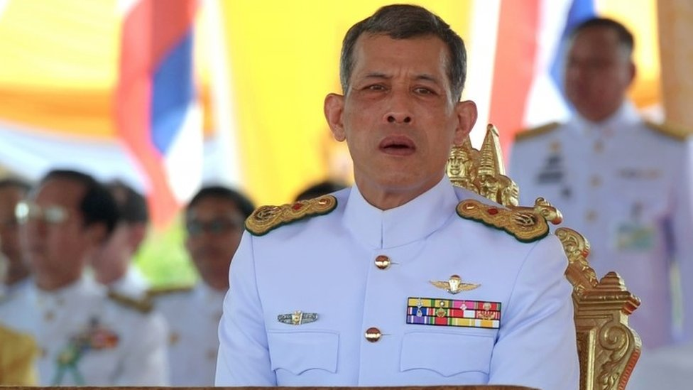 Thai King Maha Vajiralongkorn (file image)