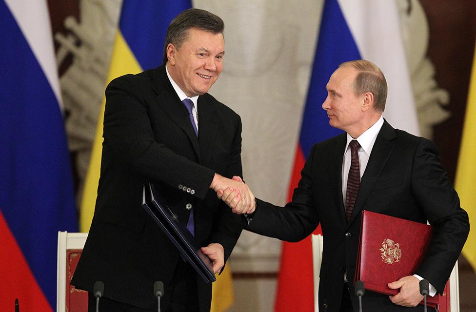 Володимир Путін давав зрозуміти президенту України, що Росія не підтримує підписання Україною угоди про асоціацію з ЄС