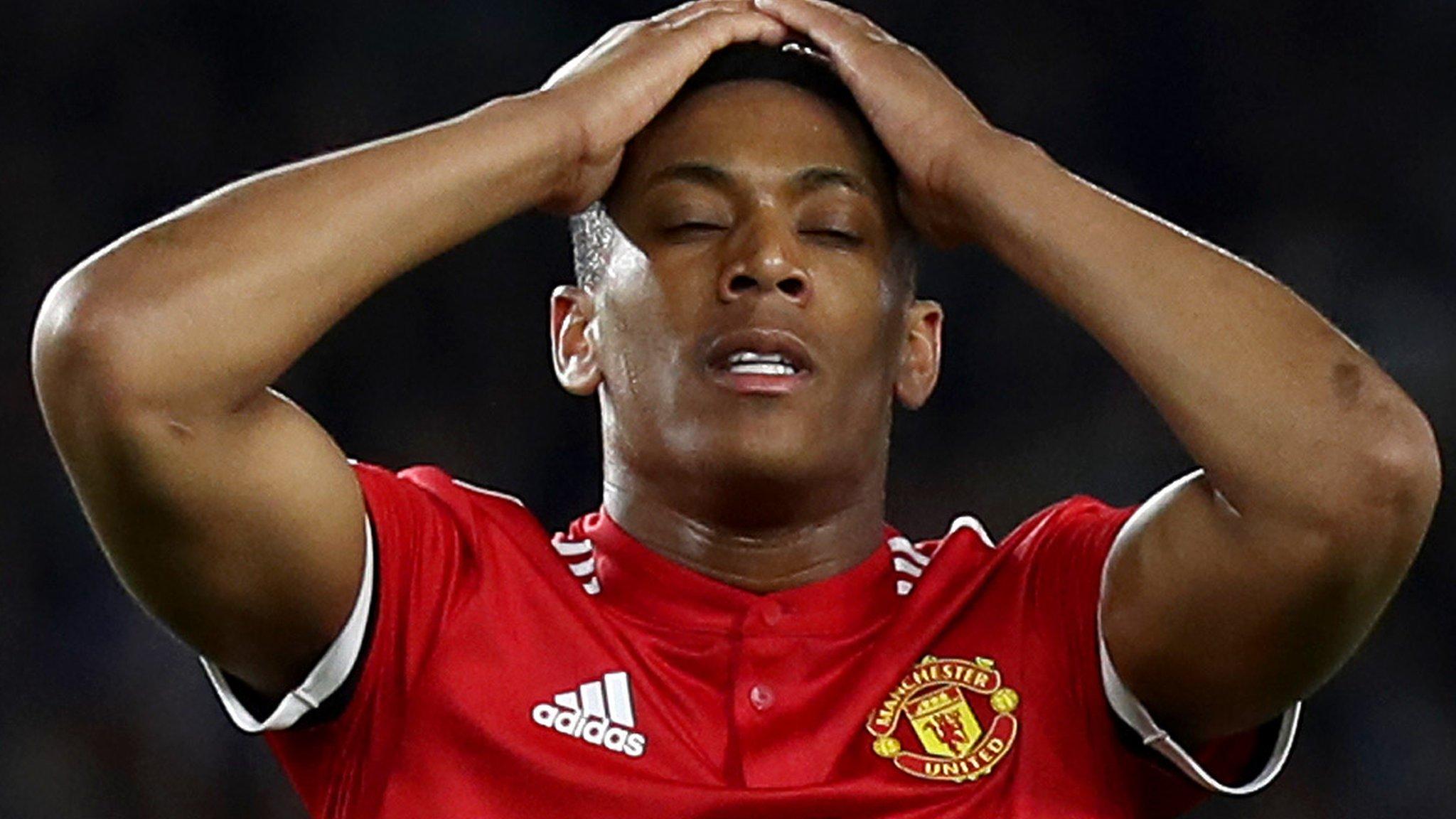 Man Utd ready to listen to Martial offers - gossip