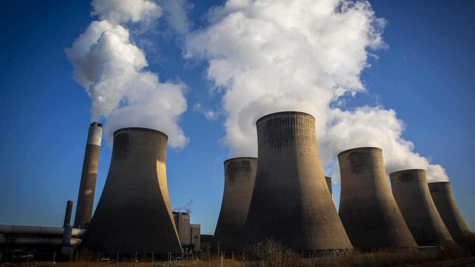 Ratcliffe-on-Soar coal fired power station,