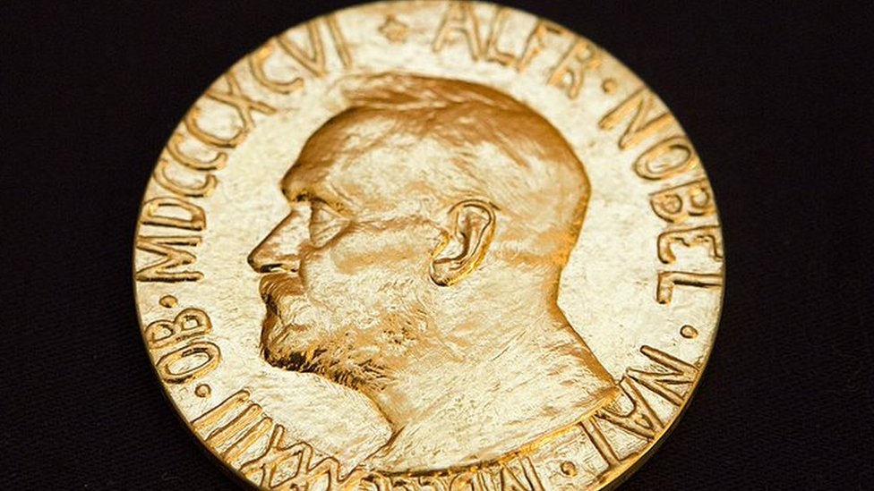 Nobel Peace Price Medal