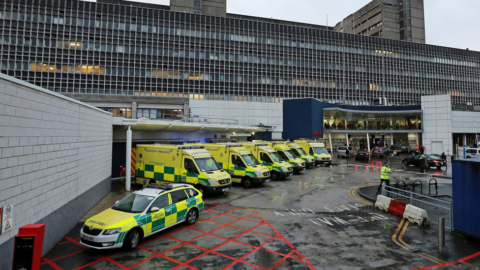 Tax rises needed 'to prevent NHS misery'