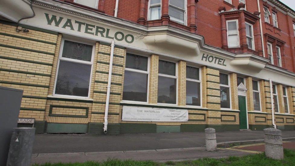 The Waterloo Hotel