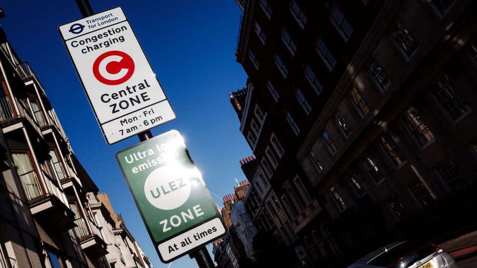 Capita manages London's congestion charge