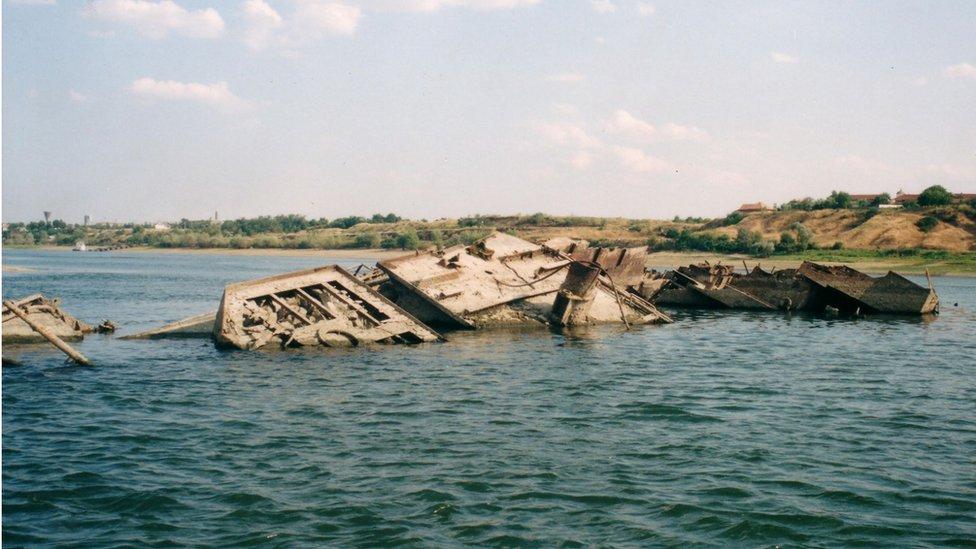 Potopljeni brodovi