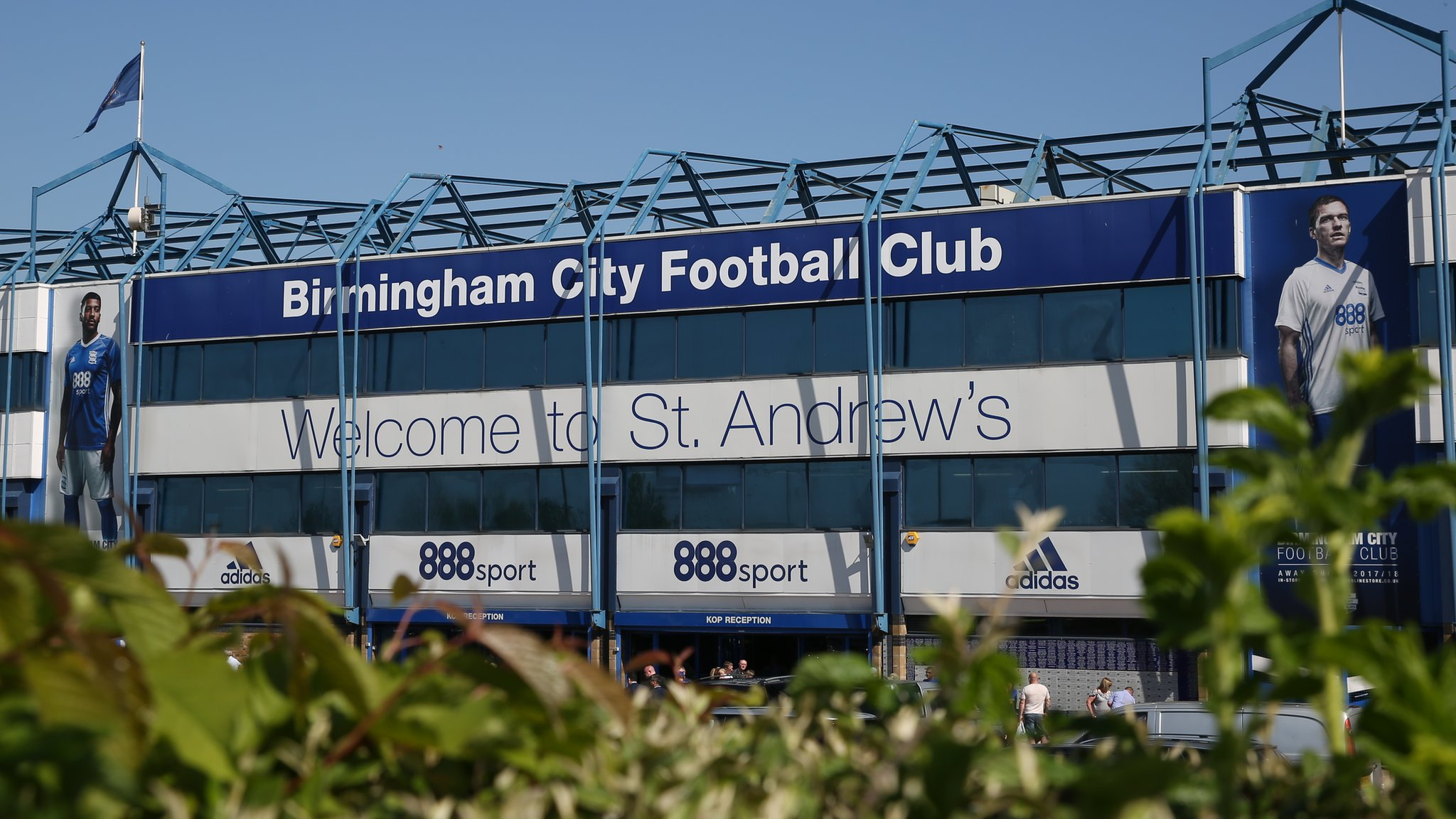Birmingham City: St Andrew's renamed 'St Andrew's Trillion Trophy Stadium'