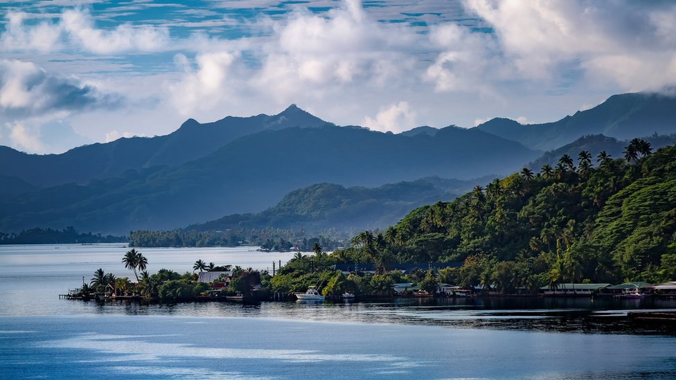 Fiji, popular destino turístico en el Pacífico, fue la cárcel para 400 miembros de la secta de la líder Shin Ok-ju.