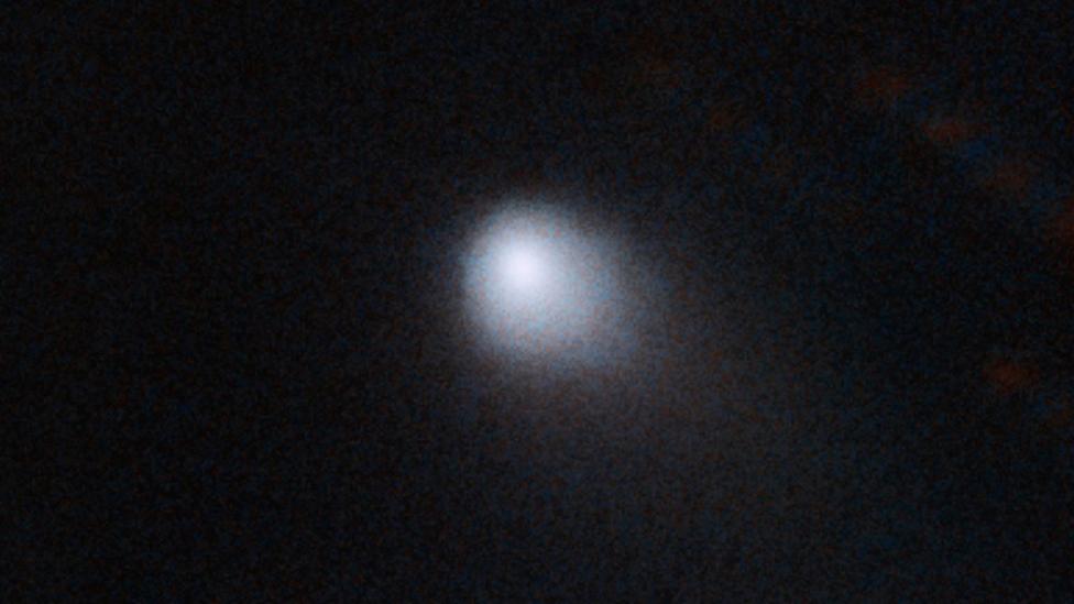 Primera foto del cometa C/2019 Q4 (Borisov)