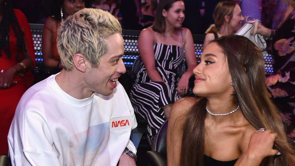 A brief history of Ariana Grande and Pete Davidson's relationship