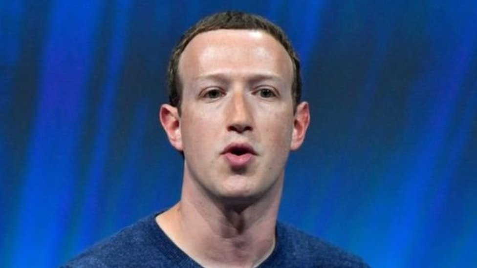 مؤسس فيسبوك، مارك زوكربيرغ