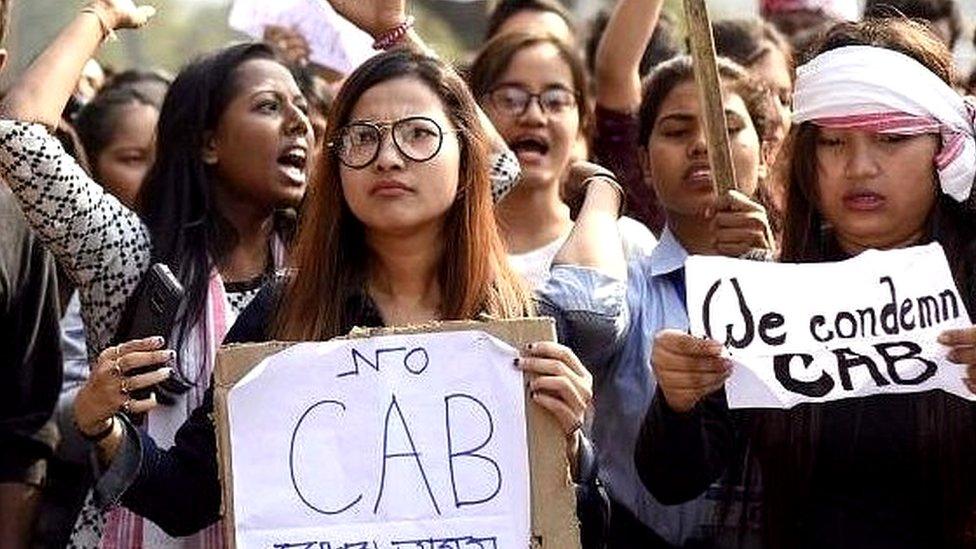 असमः नागरिकता संशोधन विधेयक को मंज़ूरी के बाद भूख हड़ताल
