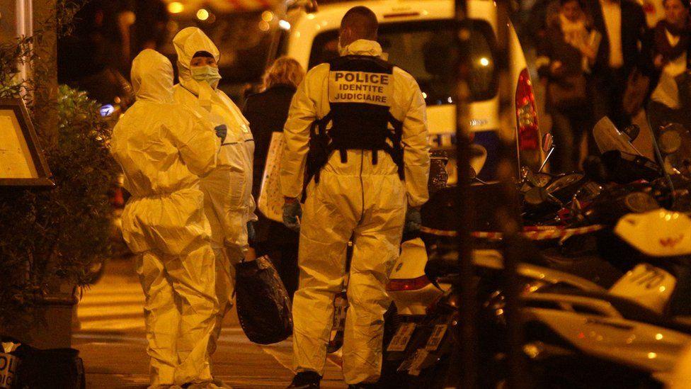 Нападник у Парижі виявився вихідцем з Чечні