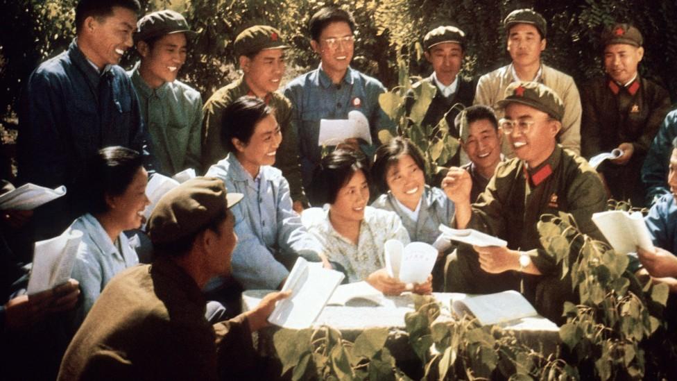 Revolucion Cultural china