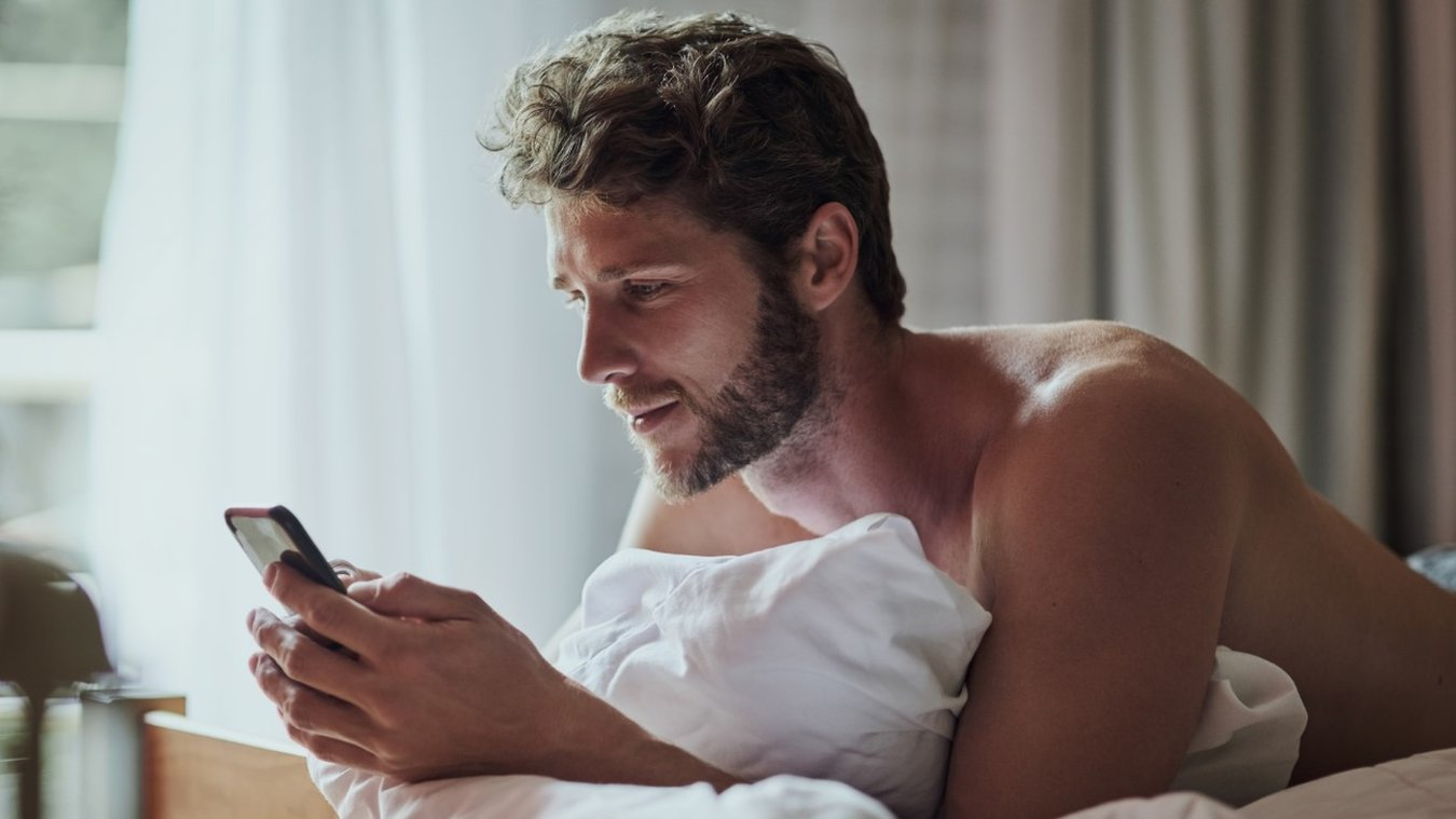 'Why I send photos of my genitals to women'