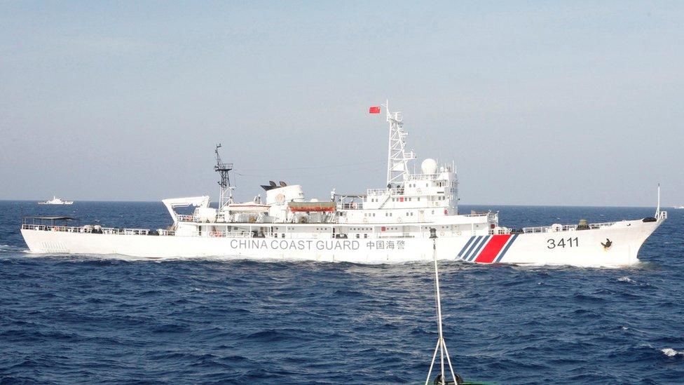 Kapal patroli China