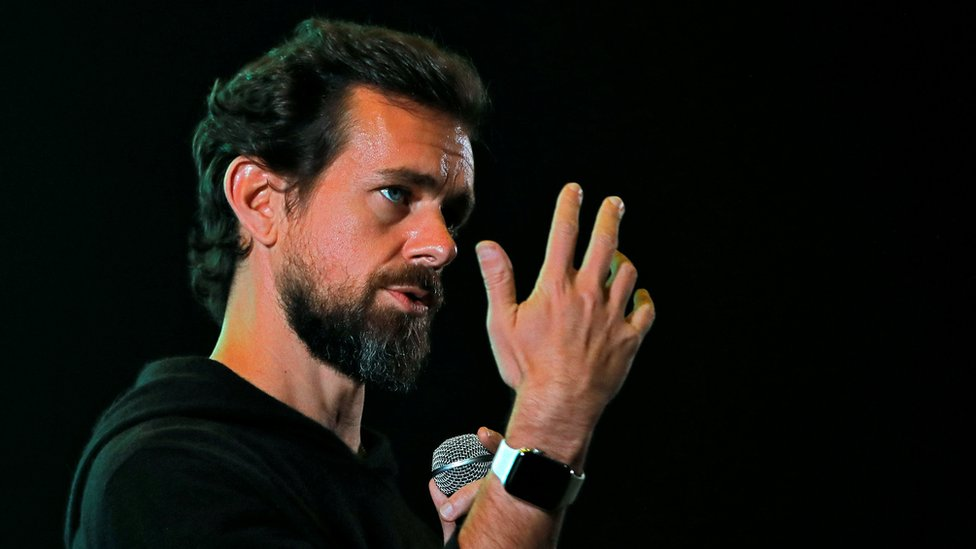 Twitter Ceo Jack Dorsey Criticised For Tone Deaf Myanmar Tweets Bbc News