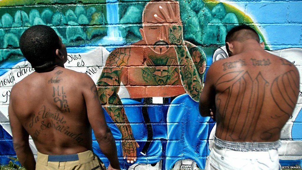 MS-13: Inside the secret world of Central America's brutal gang