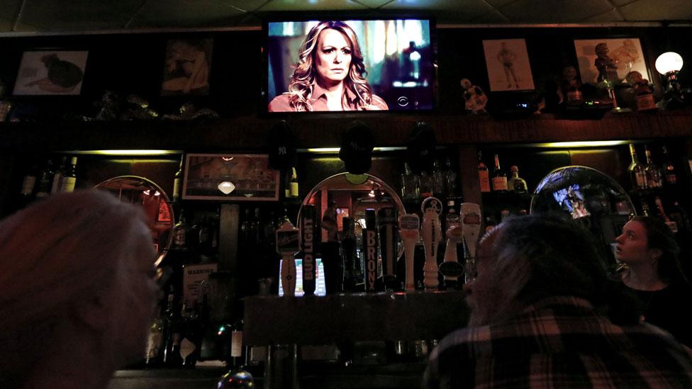 Bar in New York City