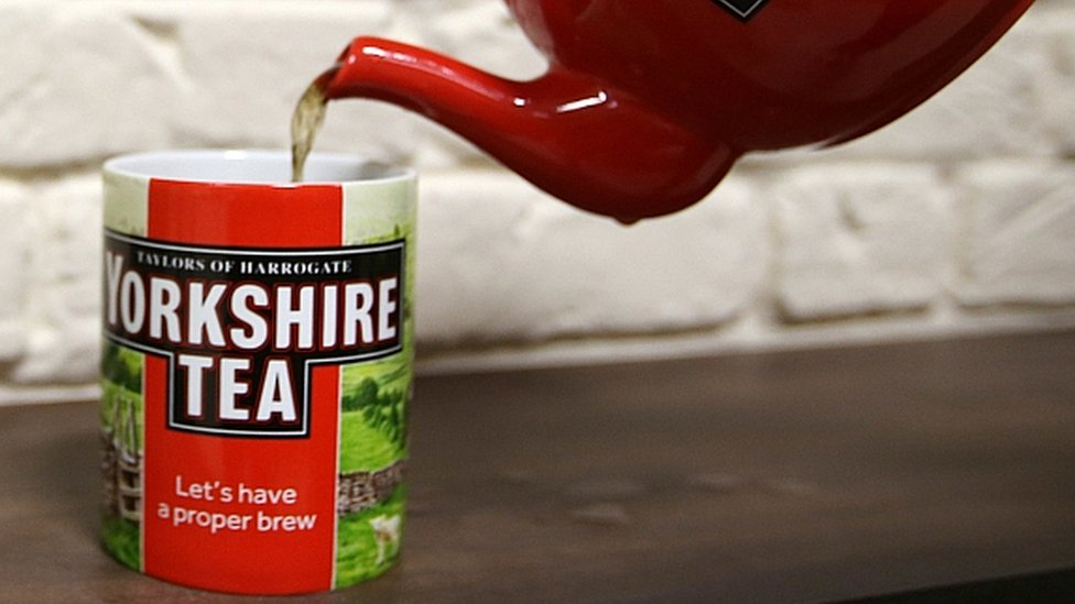 Tea drinkers stewing over splitting Yorkshire Tea bags