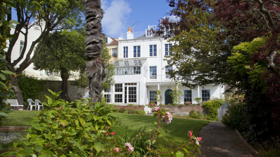 Hauteville House in Guernsey